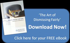 The Art of Dismissing Fairly