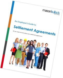 Free Guide to Settlement Agreements
