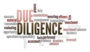 due diligence solicitors