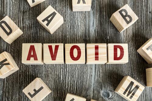 Avoid Redundancies