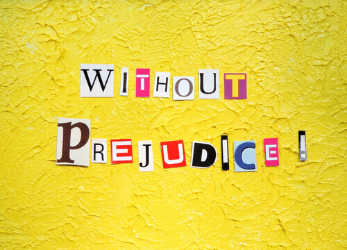 What is without prejudice?